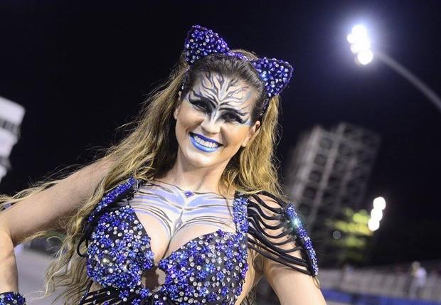 Livia Andrade (Foto: Leo Franco / Agnews)