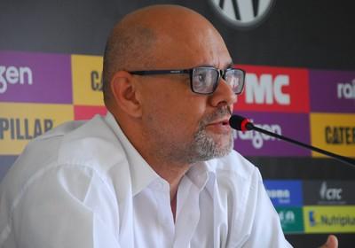 Rodrigo Boaventura Presidente XV de Piracicaba Nhô Quim (Foto: Eduardo Castellari / XV de Piracicaba)