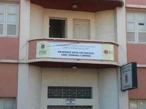 Prefeitura, Formiga, município, paralisação, crise (Foto: Assessoria/Divulgação)