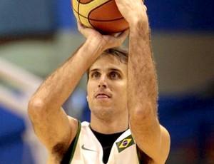 basquete marcelinho machado brasil treino (Foto: Gaspar Nobrega / CBB)