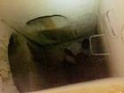 Homem fica preso após cair em bueiro em Carmo de Minas, MG