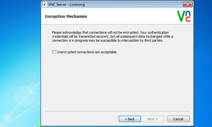Selecionando o mecanismo de encriptação (Foto: Reprodução/Edivaldo Brito)