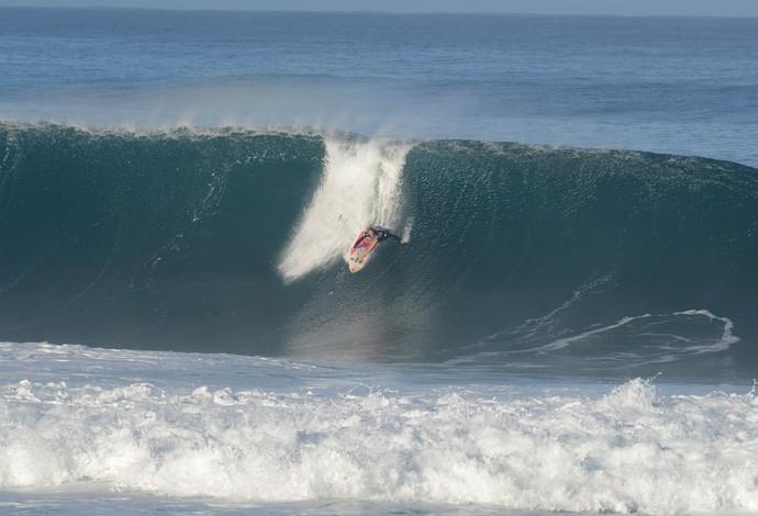 Jamie O'Brien surfe Pipeline Masters (Foto: Pedro Gomes Photography)