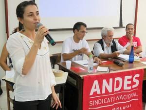Greve da UFAM acaba dia 16 (Foto: Divulgação/ADUA)