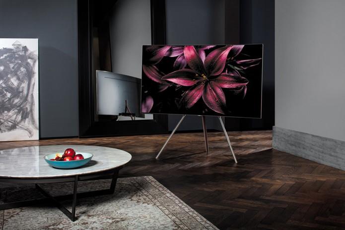 TVs QLED da Samsung exibem cores com mais qualidade e volume (Foto: Divulgação/Samsung)