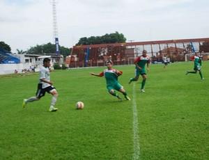 União Barbarense x Velo Clube - jogo-treino (Foto: Divulgação/UniãoBarbarense)