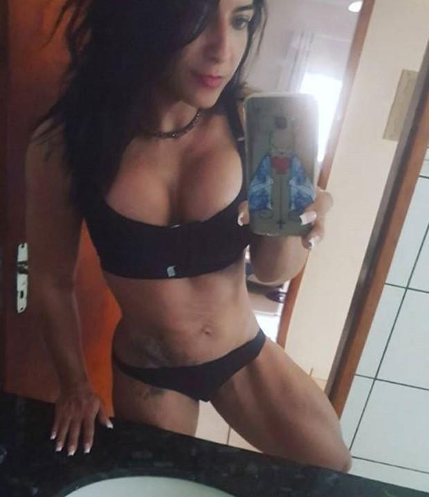 A ex-BBB Priscila Pires (Foto: Reprodução/Instagram)