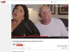 Em comercial da Jontex, casal de idosos dá dicas para usar lubrificante