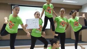 Objetivo é contribuir para a inclusão social de crianças e adolescentes, por meio de oficinas de cultura e esporte (Divulgação)