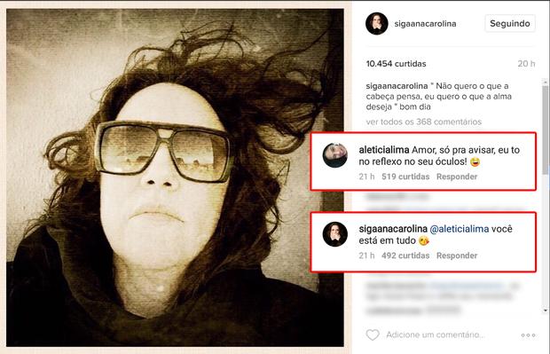 Ana Carolina (Foto: Reprodução/Instagram)
