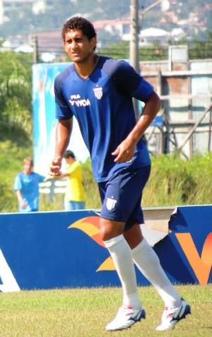 Pablo Avaí (Foto: Marcelo Silva)