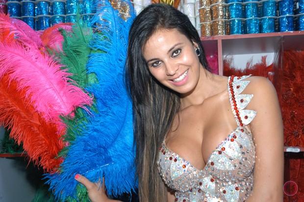 Lorena Bueri (Foto: Silvia Dias / Divulgacao)