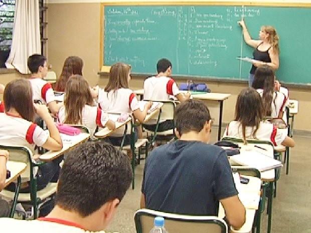 c78d3048aae27 Alunos receberão certificado após conclusão do curso. Rio Preto (Foto   Reprodução   TV
