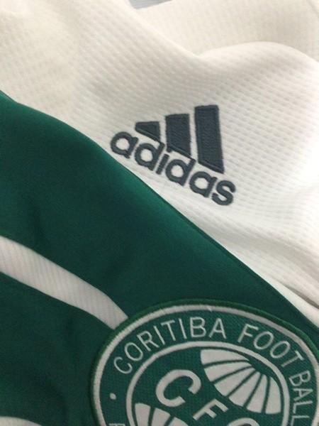 Blog Torcida Coritiba - camisa do Coritiba Adidas