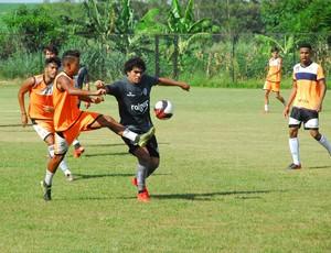 XV de Piracicaba x Grêmio Barueri jogo-treino (Foto: Eduardo Castellari / XV de Piracicaba)