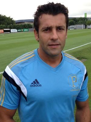 Alberto Valentim Palmeiras (Foto: Felipe Zito)