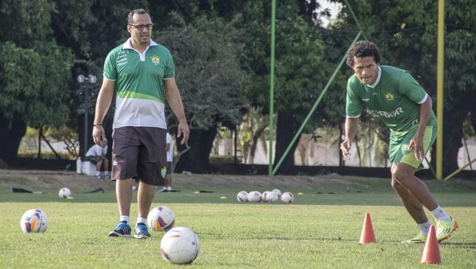 Atacante Geilson, Cuiabá (Foto: Pedro Lima/Cuiabá Esporte Clube)