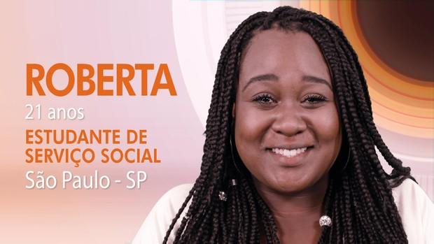 Roberta (Foto: Divulgaçao)