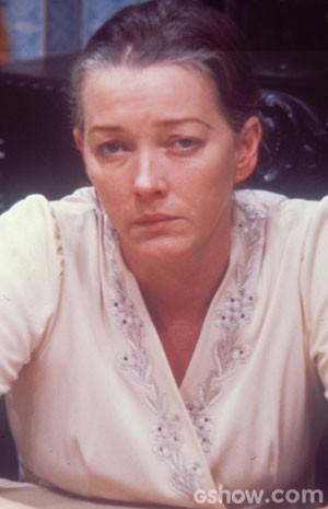 Lilian Lemmertz, mãe de Julia, em 'Baila Comigo' (Foto: Cedoc/TV Globo)