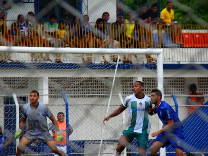 Penarol vence o Manaus FC em Itacoatiara (Foto: Marcos Mendonça/Penarol)