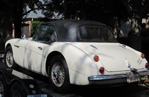 Carro roubado é devolvido ao dono 42 anos depois (Foto: Los Angeles County Sheriff's Department/AP)