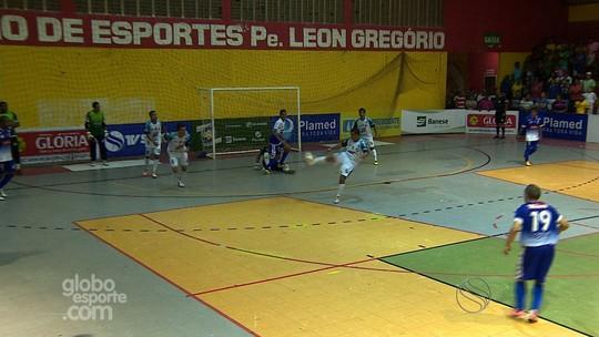Copa TV Sergipe: Akes vence enquete do gol mais bonito da rodada