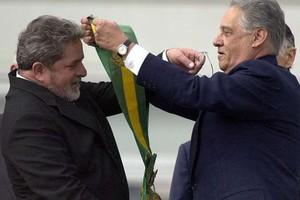 Lula e Fernando Henrique (Foto: Divulgação)