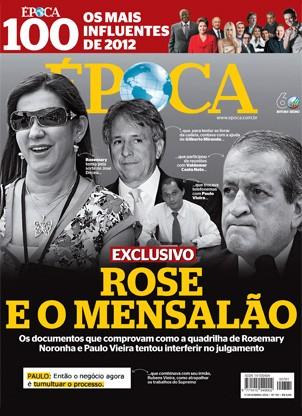 Capa da revista ÉPOCA - edição 761 (Foto: Reprodução/Revista ÉPOCA)