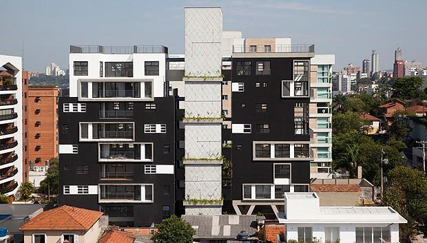 Edifício Fidalga 727 (Foto: Reprodução/ArchTendências)