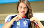 Confira o perfil da musa do  Trindade, Fernanda Alves (Divulgação / Camila Fontanive)