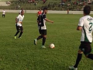Araxa esporte pre temporada mineiro jogo treino (Foto: Assessoria de comunicação AEC)