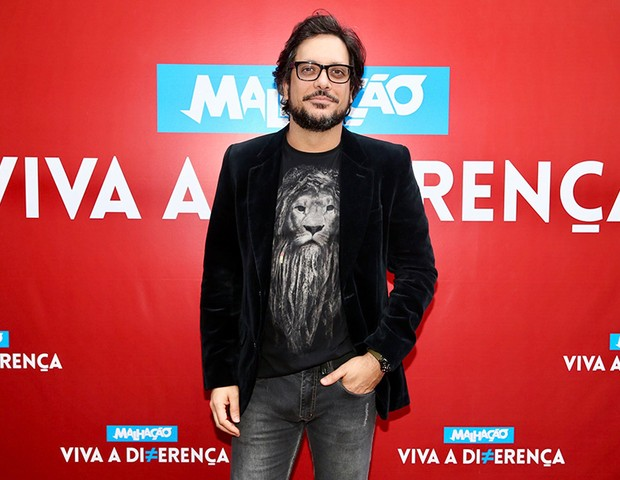 Lúcio Mauro Filho (Foto: Manuela Scarpa/Brazil News)
