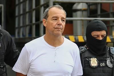 Sérgio Cabral (Foto: Geraldo Bubniak)