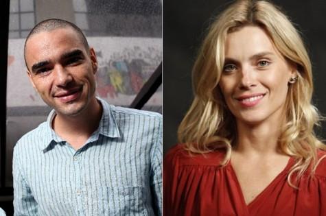 Caio Blat e Carolina Dieckmann (Foto: Arquivo)