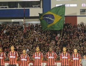 Atlético-PR, Vila Capanema (Foto: Divulgação/ Site oficial do Atlético-PR)