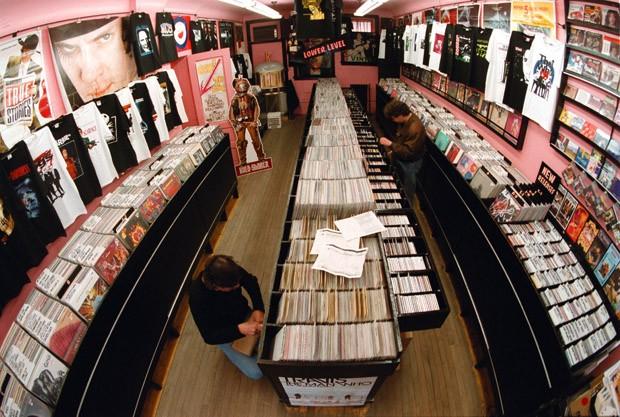 discos de vinil (Foto: Getty Images)
