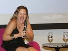 Após trocar beijos com Matheus, Maria Claudia diz: 'Caipira grosso'