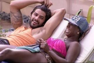 Renan e Adélia (Foto: Reprodução/Instagram)