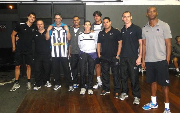 Vôlei Botafogo (Foto: Julio Gracco / BFR)