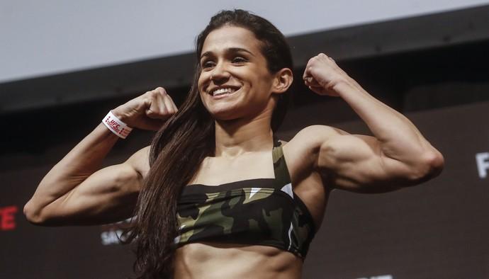 Ericka Almeida, lutadora do UFC (Foto: Divulgação)