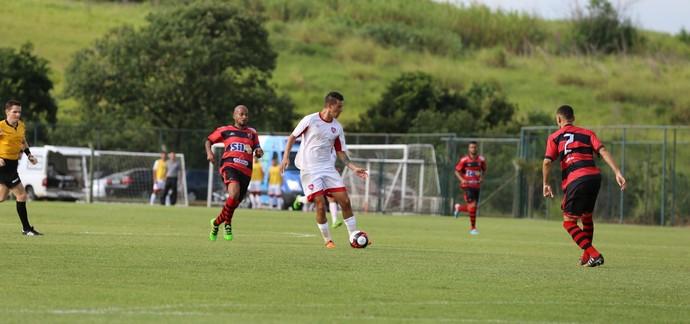 Desportivo Brasil x Flamengo-SP, Série A3 (Foto: Raphael Zilli / Desportivo Brasil)