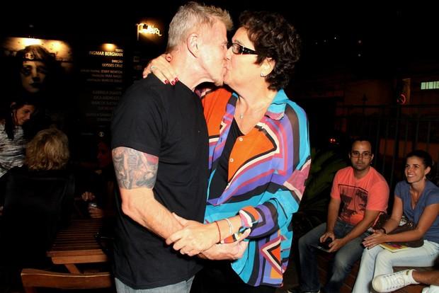 Estreia da peça Casa Encaixotada (Foto:  Thyago Andrade/Foto Rio News)