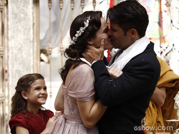 Qual será o destino de Franz e Amélia? (Foto: Inácio Moraes/TV Globo)