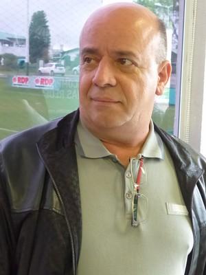 Valdir Barbosa Coritiba (Foto: Thiago Ribeiro)
