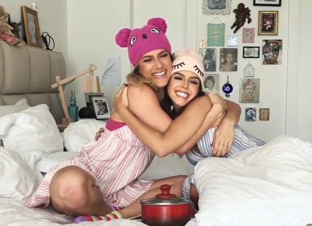 Giovanna Ewbank e Giovanna Lancellotti (Foto: Youtube)