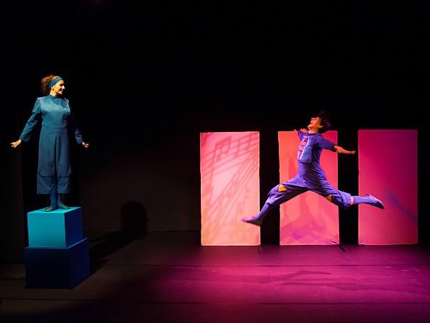 Victor James: peça da Cia. Etc e Tal já tem 15 anos desde sua primeira montagem; Globo Teatro (Foto: Divulgação/Mariana Rocha)