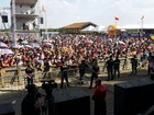Força Sindical do Paraná reúne milhares no '1º de Maio Solidário'