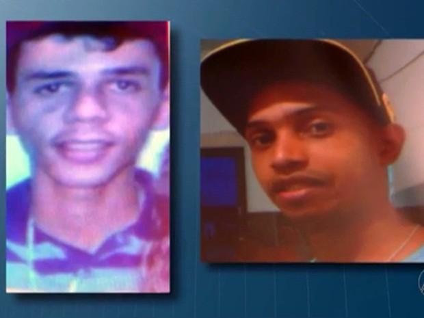 Suspeitos de morte de Vivianny Crisley, em João Pessoa, foram presos no Rio de Janeiro (Foto: Reprodução/TV Cabo Branco)