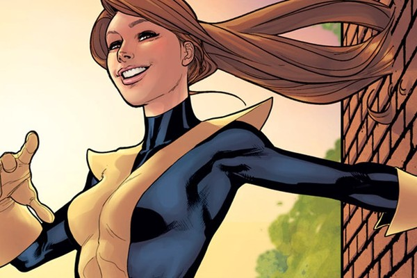 A personagem Kitty Pryde dos X-Men (Foto: Reprodução)
