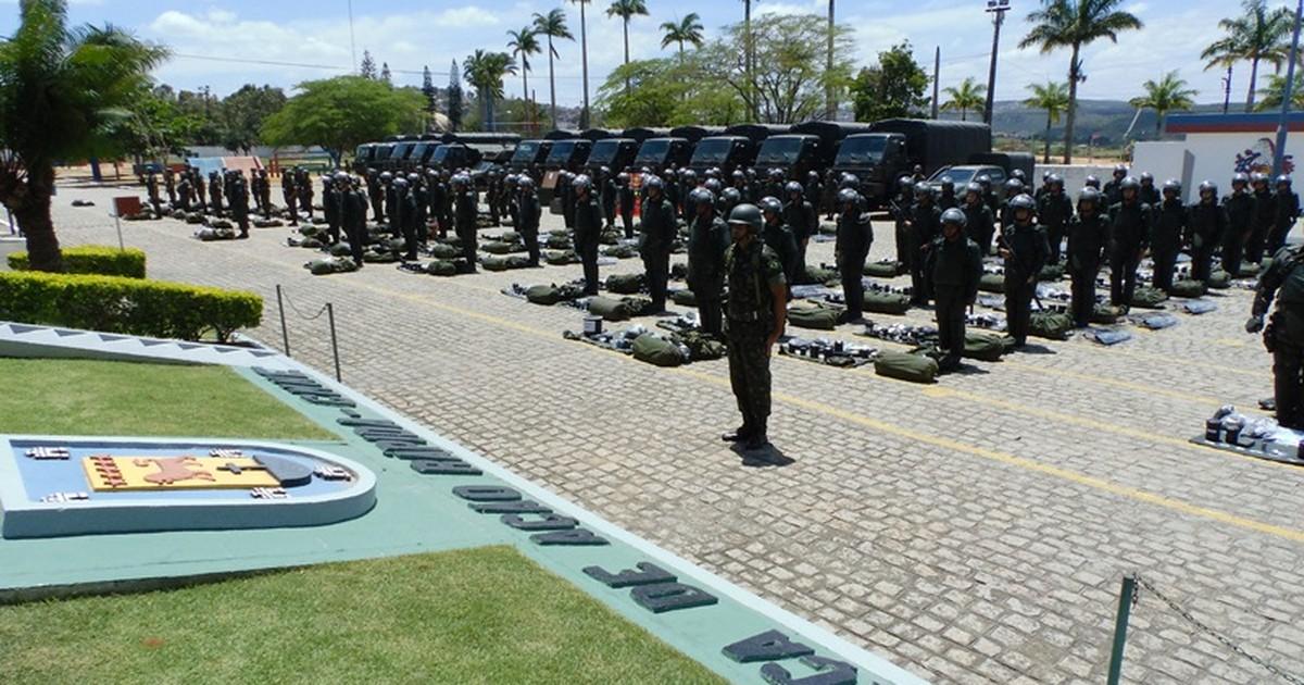 Exército prepara homens em PE para atuar no Complexo da Maré, RJ - Globo.com